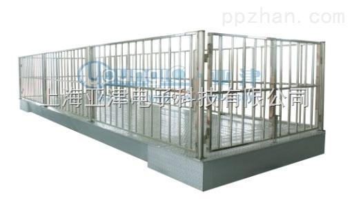 上海地磅厂家 上海不锈钢地磅 上海动物地磅秤