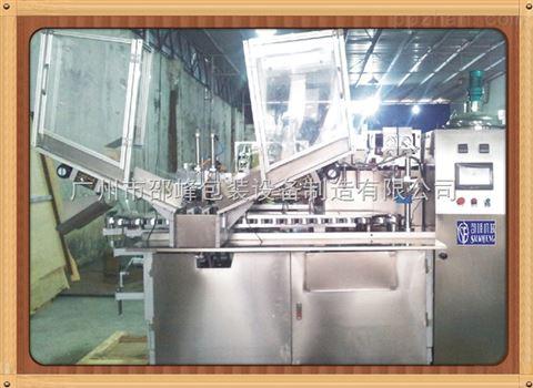 厂家直销加热灌装封尾机—双色彩全自动膏体灌装机设备
