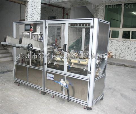 全自动双头面膜包装机 供应液体面膜多功能包装机