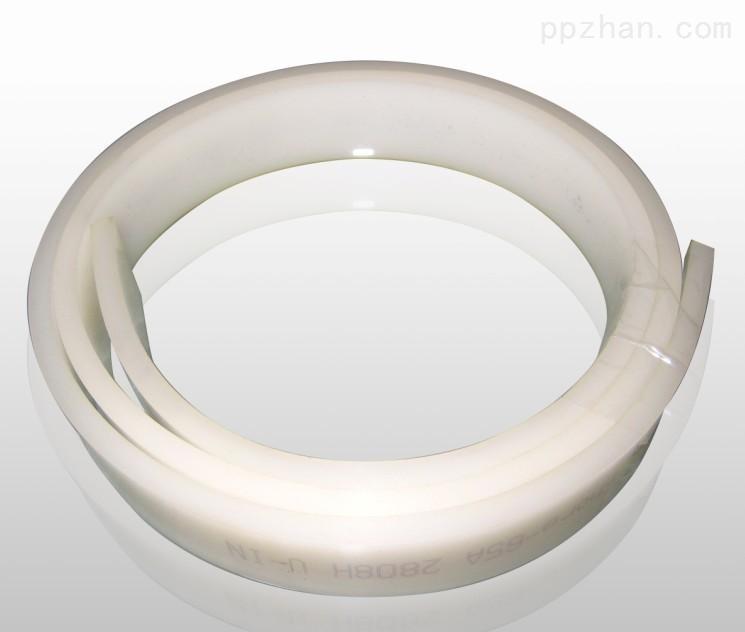 丝印胶刮 台湾进口原料生产 耐磨耐溶剂刮胶 刮刀皮 25*5MM 尖刮