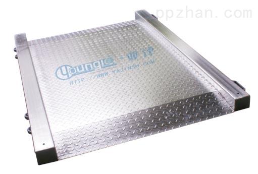0.6T超低单层不锈钢上海磅秤