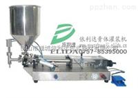 无锡依利达:膏体灌装机