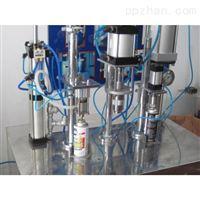 供应富达FD-QGQ-I全自动气雾剂灌装机