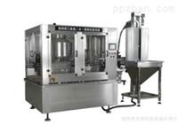 大自然机械CFD-8全自动两色果冻灌装封口机