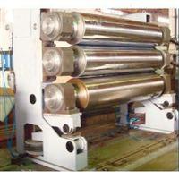 超级压光机(可控中高辊)液压电控系统 液压站